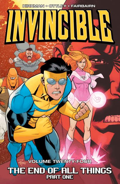 invincible vol       part  image