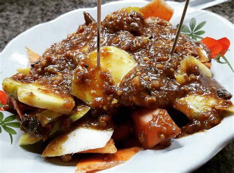 Petis Madura Pelengkap Makanan Bumbu Rujak 7 rujak di jakarta yang segar dan enak sekali nibble