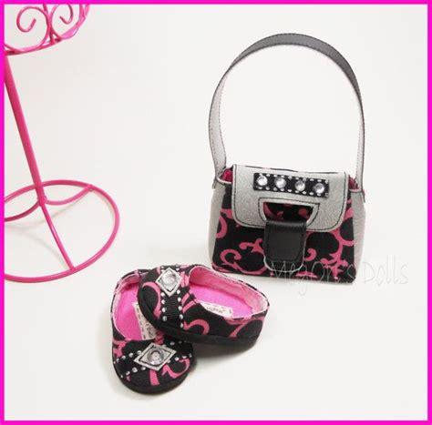doll design bags american girl dolls purse bellina designer handbag by