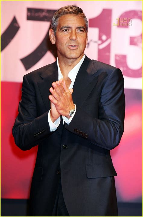 George Clooney Says Oceans Thirteen Will Be The Last by Sized Photo Of George Clooney Oceans 13 Japan 11