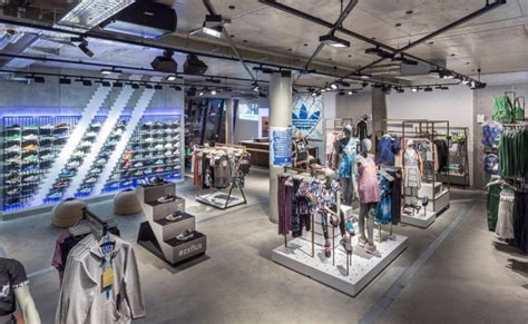 home design stores in berlin glamshops visual merchandising shop reviews adidas