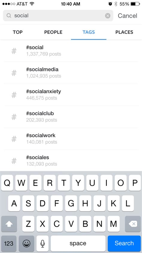 Find On Instagram 5 Ways To Use Instagram S New Explore Search