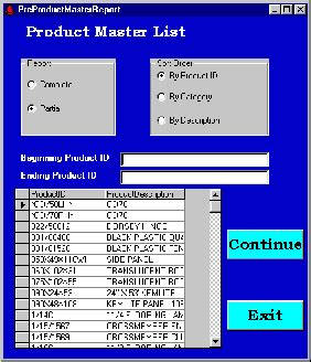 williams computer consulting inventory software