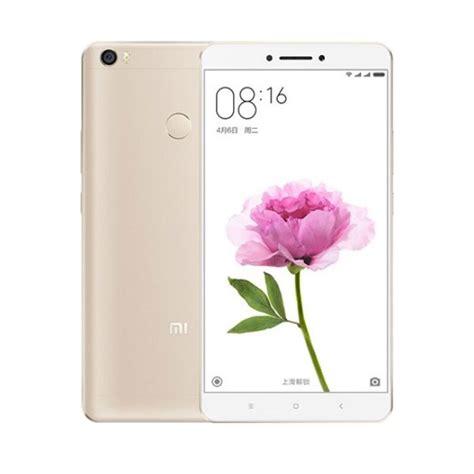 Xiaomi Mi Max 3 32 Gold 1 jual xiaomi mi max 3 32gb gold new tech