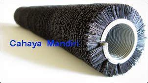 Brush 2 Bahan Baja industri roll sparepart sikat jarum