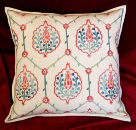 Chelsea Collection Pillows by Lucille Buell Interior Design 187 Archive 187 Antique Textile