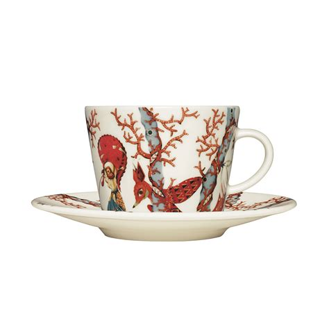buy coffee cups buy iittala tanssi coffee cup and saucer amara