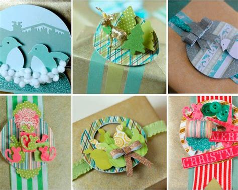 3d christmas gift toppers favecrafts com