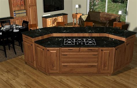kitchen island stove top kitchen island islands cooktop cooktops ideas