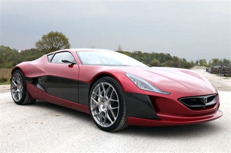 car one rimac concept one the super expensive supercar car tuning