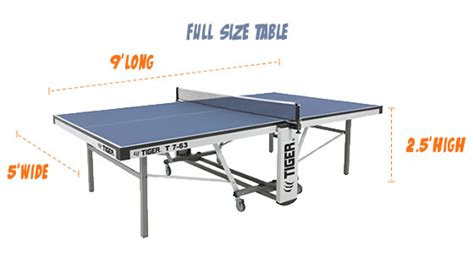 standard pong table size ping pong table sizes size of ping pong table ping pong room