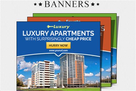 30 Best Real Estate Banner Templates Free Premium Real Estate Banners Template