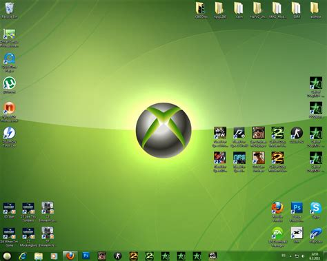background themes for xbox 360 xbox 360 theme for windows 7 by marijo 4ever on deviantart