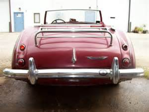 1960 healey 3000 has chevy 283 engine for sale