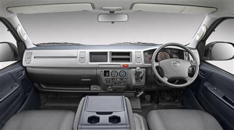 Toyota Hiace 2014 Interior by Toyota Hiace Indonesia Dealer Resmi Toyota Jawa Tengah Diy