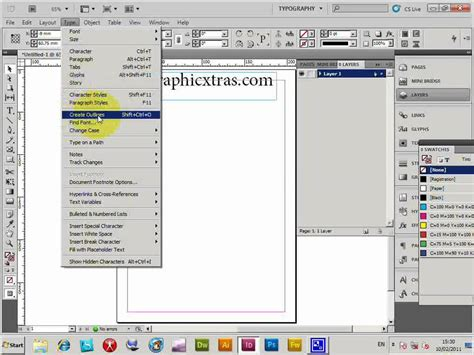 photoshop cs5 masking tutorial video indesign cs5 and using text as a mask tutorial youtube