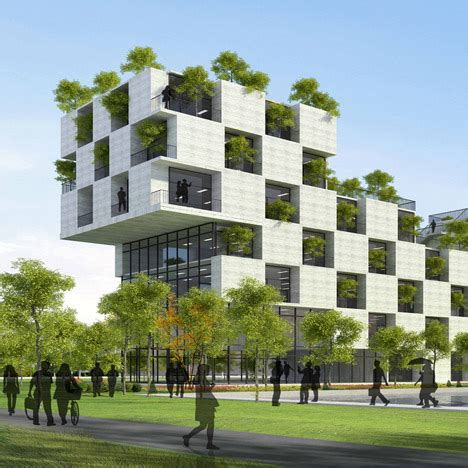 design center hanoi four houses proving that vietnam is a vertical garden hub