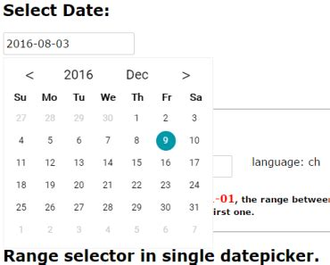 format date using moment customisable vue 2 material date picker vue js script