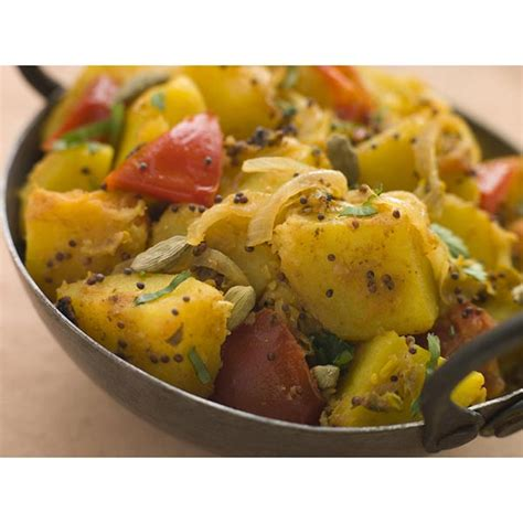 simply indian vegetarian cuisine of western india books bombay aloo bombay potatoes recipe for bombay aloo