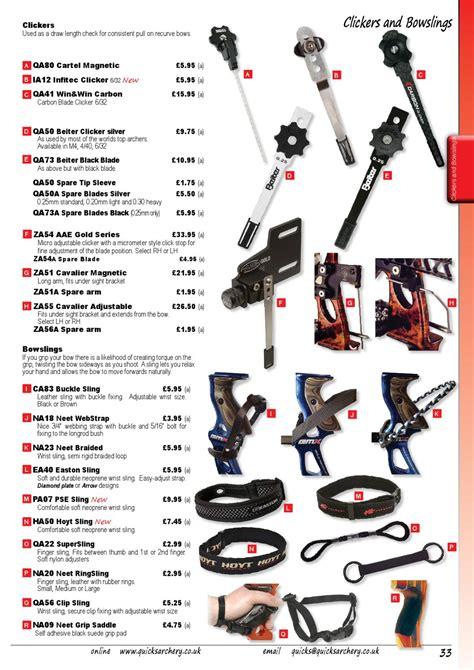 Adj Clicker Cartel Clicker Tempel Kliker Cartel quicks archery bowmans guide 2013 14 by quicks archery issuu