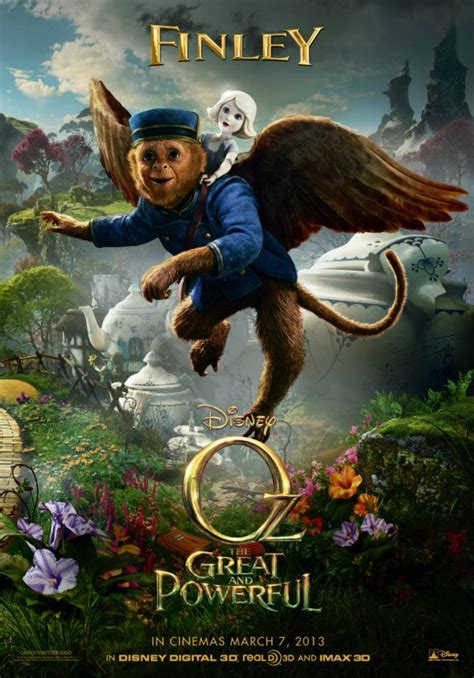 film fantasy fantastique oz the great and powerful teaser trailer