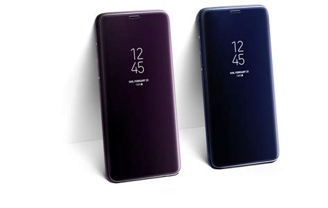 Samsung Galaxy S9 Plus S9 Premium Softcase samsung galaxy s9 accessories cases covers wireless chargers samsung us