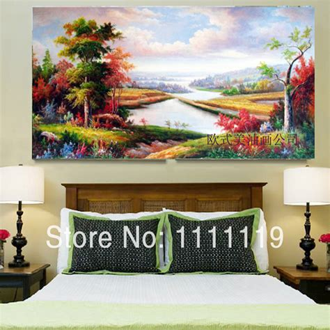 home decor europe hand painted oil painting hang paintings modern wall