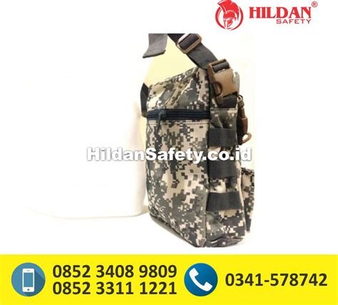 Tas Selempang Tactical Kode Tsb 03 ts 12 tas selempang army original hildan safety