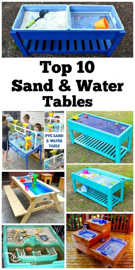 play day sand and water activity table best 25 water tables ideas on water tables