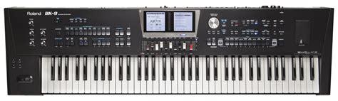 Keyboard Roland Bk 9 test roland bk 9 arranger keyboard amazona de