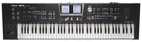 test roland bk  arranger keyboard amazonade