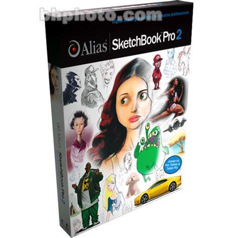 sketchbook pro quality autodesk sketchbook pro for windows sbss b h photo