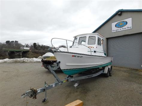 fishing boats for sale maine sport fishing boats for sale in maine