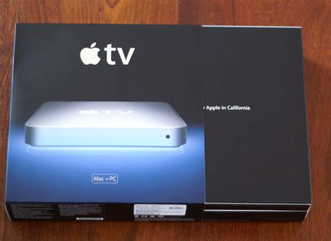 apple video apple tv part 1 unboxed and dissected