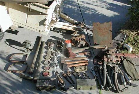 Ww2 Jeep Parts Remembering Army Surplus Stores And Surplus Yards