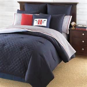 hilfiger hilfiger prep midnight bedding collection