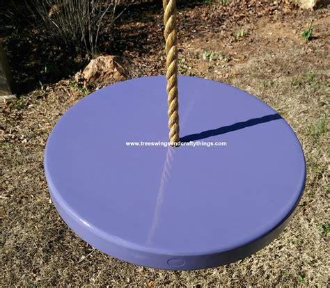 disc swing for tree painted disc tree swings