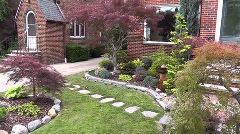 japanese garden front yard design the summer garden japanese maple garden front yard and