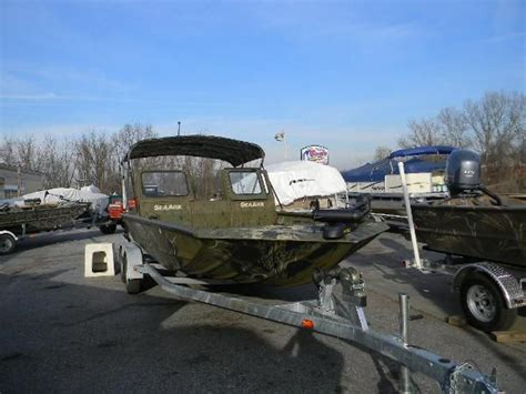 seaark boats for sale in iowa predator new and used boats for sale in pa