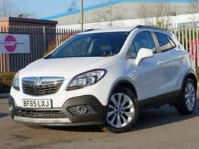 Vauxhall Dealer Wakefield Used Vauxhall Mokka Cars For Sale In Wakefield West