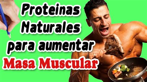 proteinas  aumentar  muscular alimentos ricos en proteinas  aumentar  muscular