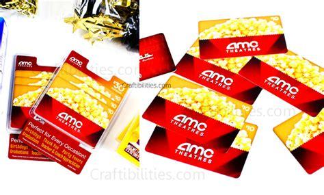 Amc Gift Card At Cinemark - movie star teacher end of the year appreciation gift card hollywood theme award