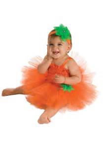 Infant Halloween Costumes Infant Pumpkin Tutu Dress