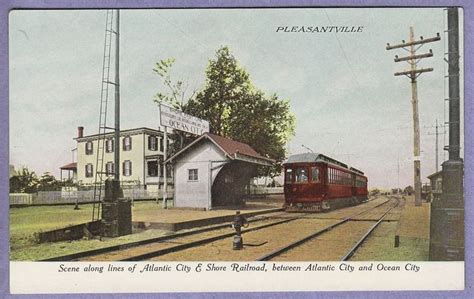 Pleasantville Post Office by 1000 Images About Atlantic City On