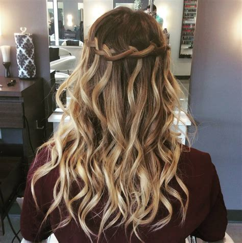 is it possibleto leave some hair out with crochet braids finding the perfect prom hairstyle at element hair