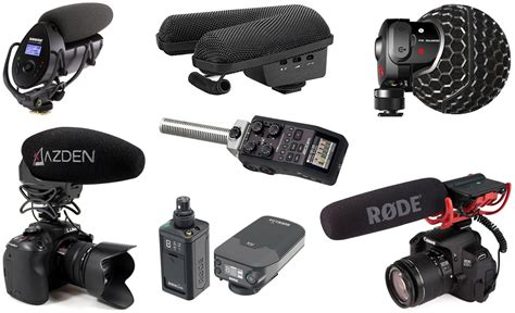 best external microphone for dslr and cameras external microphone for sony digital voice recorder
