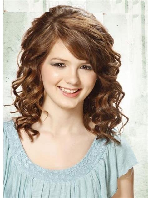 Hairstyles For Curly Hair For School For by Curly Hair Style For School Going