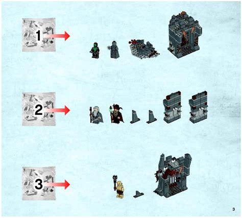 Ready Lego 79014 The Hobbit Dol Guldur Battle Murah lego dol guldur battle 79014 the hobbit