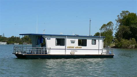 Home Plans With Open Floor Plans by Luxury Afloat Noosa Houseboat Hire Noosa