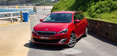 peugeot 308 touring peugeot 308 touring range could gain sub 30k option and